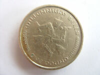 RARE 1 £ pound (ISLE OF MAN.GIBRALTAR.ENGLAND) DIFFERENT YEARS