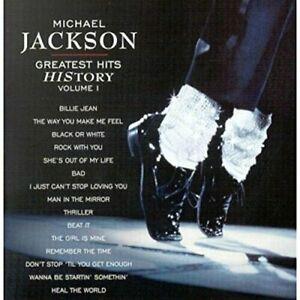 MICHAEL JACKSON (HISTORY - GREATEST HITS VOLUME 1 SEALED + FREE POST)