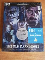 The old dark house Eureka numbered bluray masters of cinema