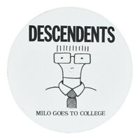 The Descendents - Milo Goes To College - Single Slipmat Black / White