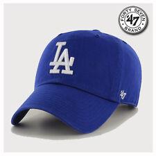 Los Angeles Dodgers MLB 47 Brand Clean Up Adjustable Hat, Cap