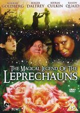 The Magical Legend Of The Leprechauns DVD Whoopi Goldberg Irish