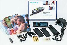 Boxed Ericsson A1018s, NMT 900 1800, 1999 Vintage, Retro