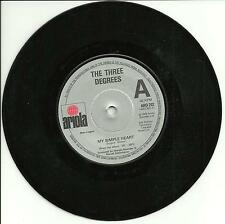 THE THE THREE DEGREES - MY SIMPLE HEART - ARIOLA 1979 - 70S POP DISCO SOUL R&B