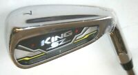 Cobra King Speedzone 7 iron with True Temper Dynamic Gold AMT shaft CART CLUB