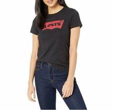 Ladies Levi's Batwing Crew Neck Short Sleeve Tee Shirt