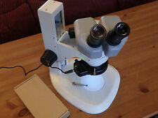 Nikon SMZ660 Stereo zoom Microscope with new LED Ring Light