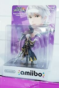 Amiibo Robin No. 30 Super Smash Bros Collection New Nintendo Wii U 3DS
