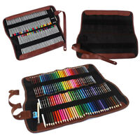 72 Hole Drawing Art Holder Base Pencils Storage Case Sketch Pencil Bag Acces