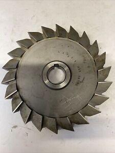 Milling cutters Dormer 6x3/4x1