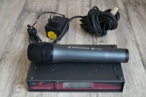 Sennheiser ew100 G2 True Diversity Receiver + Mikrofon
