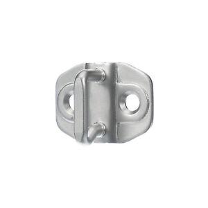06-20 JEEP DODGE CHRYSLER RAM FRONT DOOR LATCH STRIKER OEM NEW MOPAR 4589050AB