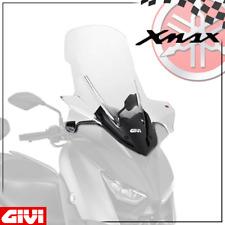 PARABREZZA PARAVENTO TRASPARENTE GIVI YAMAHA XMAX X-MAX 125 300 400 2018 - 2019
