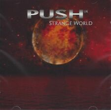 PUSH UK - Strange World -  AOR/MELODIC ROCK - CD-Issue/SEALED/DAVID A SAYLOR