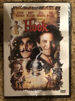 Hook (DVD, Widescreen) Robin Williams Brand New Sealed!