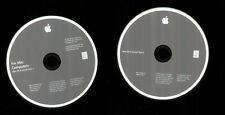 Apple Mac OS X 10.5.4 Leopard Install DVDs iMac