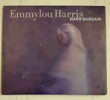 Emmylou Harris Hard Bargain CD UK 2011 Digipack
