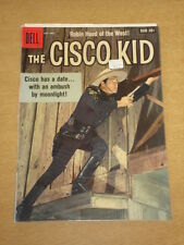 CISCO KID #41 FN+ (6.5) DELL COMICS OCTOBER 1958