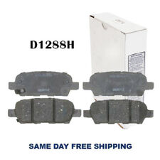 REAR Brake Pad For EX35,G35,FX35; 370Z,Altima. CERAMIC W.HARDWARE