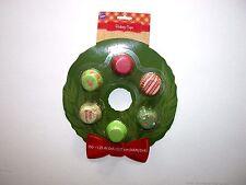 NIP NEW Christmas Wilton Baking Cups Paper Mini 150 1.25 in Red Green