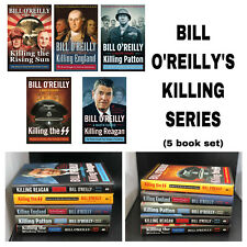 Bill O'Reilly's Killing Series Bestselling Novels Collection of 5 Hardcover book