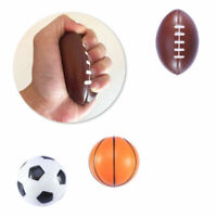 3pcs Soft Mini Sport Balls Basketball Rugby Soccer Ball Playthings Toys for Kids