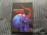 """COFFRET 4 DVD NEUF """"THE STRAIN - SAISON 2"""" série horreur"""