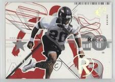 2002 SPx /1500 Ed Reed #99 Rookie