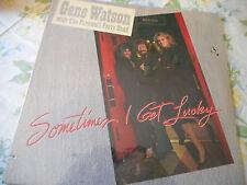 Gene Watson Sometimes I Get Lucky 1983 Sealed Vinyl LP