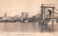 TARASCON el Puente colgante