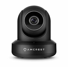 Amcrest 1080P ProHD Black IP Camera Security Camera Surveillance Camera Wireless