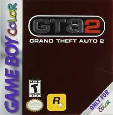 Grand Theft Auto 2 GBC New Game Boy Advance