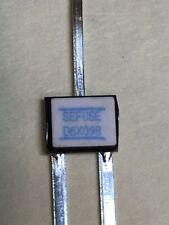 SEFUSE D6X  Nec/Schott