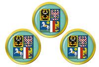 Moravian-Silesian Région Marqueurs de Balles de Golf