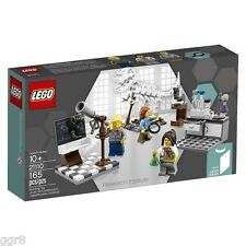 LEGO 21110 Ideas Research Institute - Paleontologist & Scientists CUUSOO RETIRED