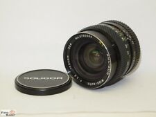 Konica AR Weitwinkel Objektiv 2,5/24mm Soligor multi coated lens (Top)