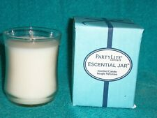 Partylite Iced Snowberries New Escential Jar - Nib
