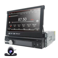 Android 10.0 Single 1 DIN Car DVD GPS 7