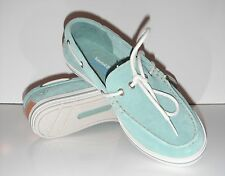 New Timberland Women's Earthkeepers Casco Bay Suede Boat Shoe sz 6.5 Wide  $110