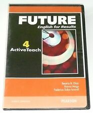 Pearson ActiveTeach 4 Future English For Results Cd-Rom Classroom Projecting New