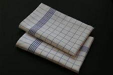 30 Piezas Paño de cocina 100% Algodón Azul -95 Grados Ropa x 50 70 cm