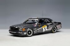 MERCEDES 500 SEC AMG #5 24 H SPA FRANCORCHAMPS 1989 HEYER MERTES WESS AUTOART