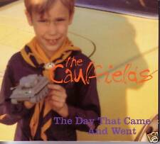 CAULFIELDS Day That Came and went EDIT PROMO CD Single