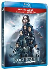 ROGUE ONE UNA HISTORIA DE STAR WARS BLU RAY 3D + 2 BLU RAY NUEVO ( SIN ABRIR )