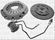 HKT1134 BORG & BECK CLUTCH 3in1 CSC KIT fits L/Rover Freelander TD4