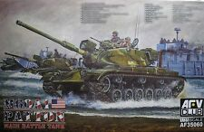 1/35 US M60A1 Patton Main Battle Tank Model Kit by AFV Club