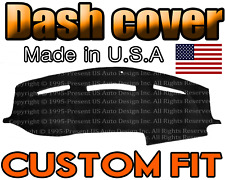 Fit 2009 2010 2011 2012 2013 2014 2015 2016 2017 DODGE RAM 1500 DASH COVER BLACK