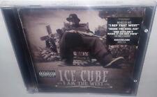 ICE CUBE I AM THE WEST (2010) BRAND NEW SEALED CD WC WEST COAST RAP NWA