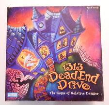 1313 Dead End Drive Board Game 13 Sequel Danger Traps Detective Clue Style R1252
