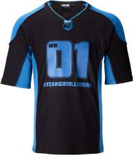 Gorilla Wear Athlete T-Shirt 2.0 William Bonac - Navy/Black Bodybuilding